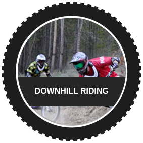 downhill riding tire