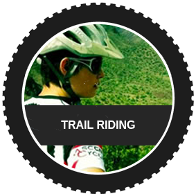 trail riding tire